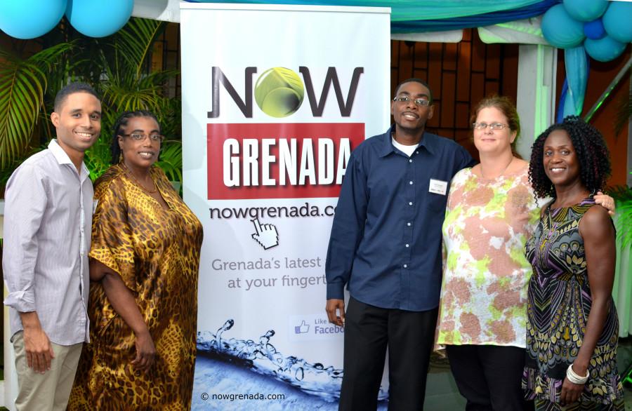 NOW Grenada Team