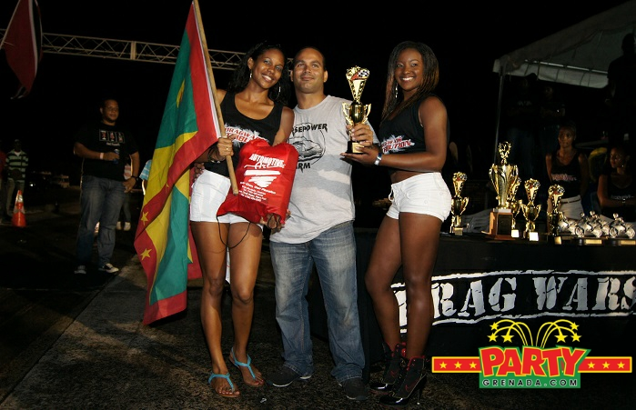 Brief Update from St. Lucia Drag Wars
