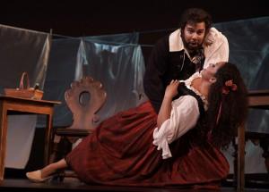 """Natalia Dopwell as Rita - Donizetti's """"Rita"""""""