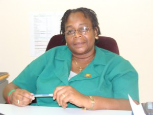 New Permanent Secretary Gertrude Simon- Niles - Ministry of Carriacou and Petite Martinique Affairs