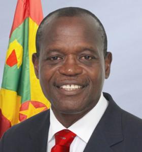 Legal Affairs Minister Elvin Nimrod