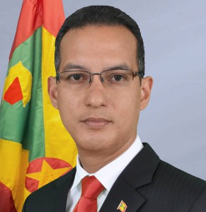 Foreign Affairs Minister Steele