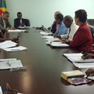 Meeting of Social Partners