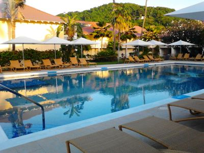 Sunset Pool at Radisson Grenada
