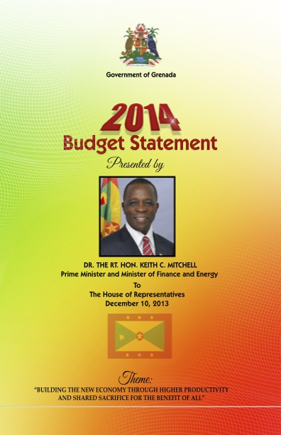 budget statement 2014 with cover