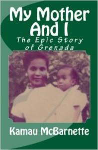 Kamau McBarnette book cover