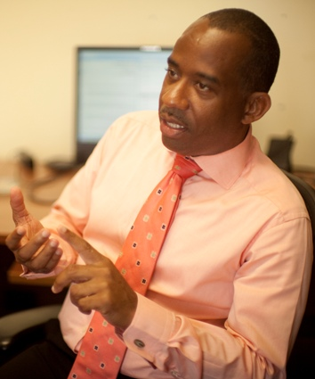 Richard Strachan, first Chairman of the Board of Directors for the Grenada Tourism Authority