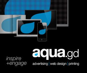 Aqua Banner
