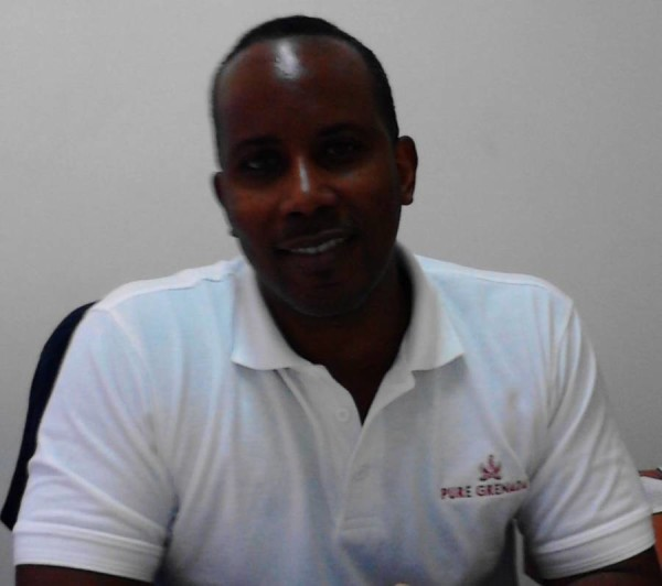 Former Head of Marketing at the Grenada Tourism Authority, Sheldon Keens-Douglas