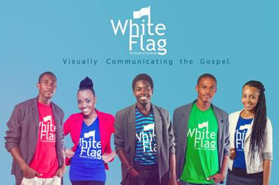 Members of White Flag gospel band