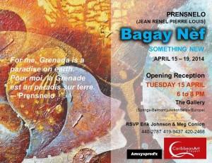 Bagay Néf opens Tuesday 15 April