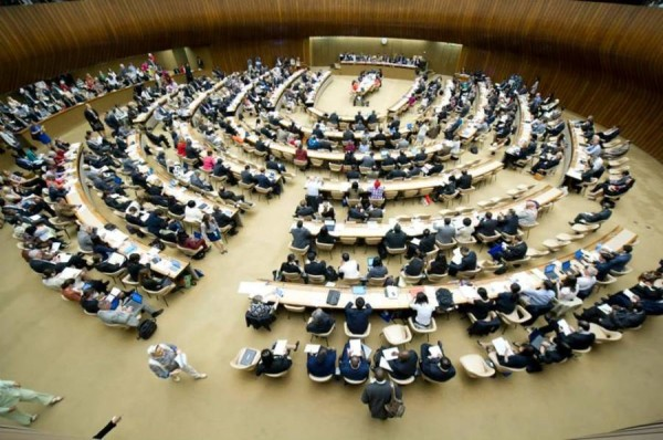 67th World Health Assembly In Session