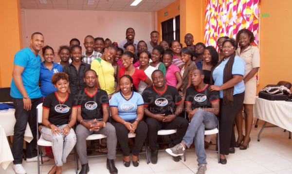 Small Business IMANI participants