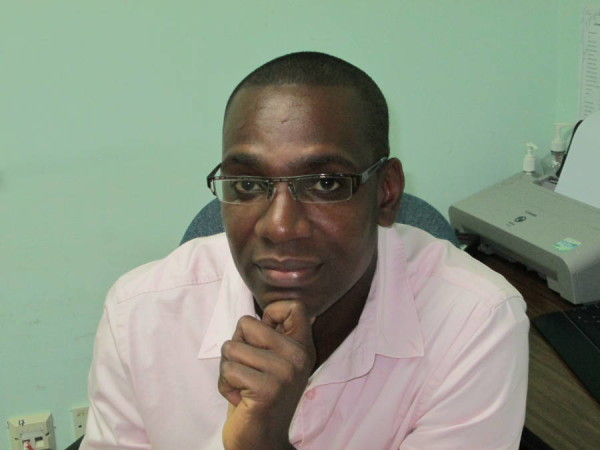 Dr Francis Martin, Director Primary Health Care, Ministry of Health