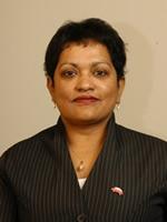 Senator Dana Seetahal, SC