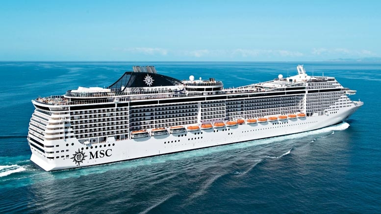 MSC Divina Expected On 28 May