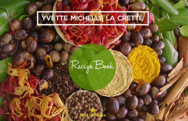 Chef La Crette's recipe book cover