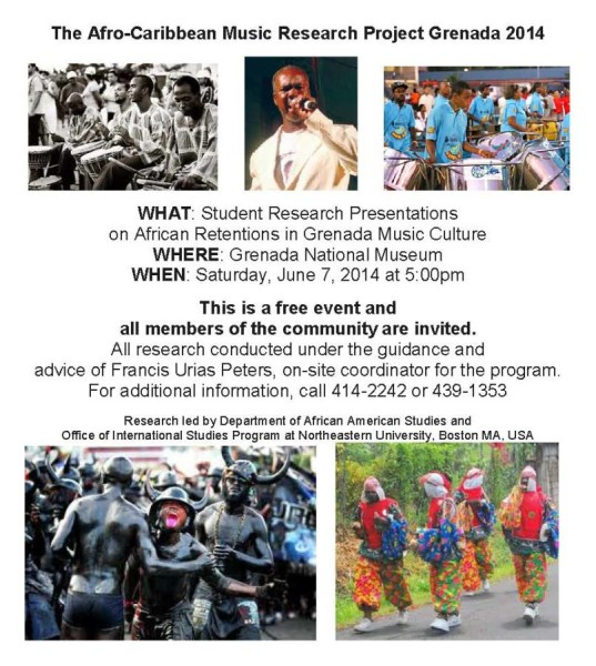 African Retentions in Grenada Music Culture