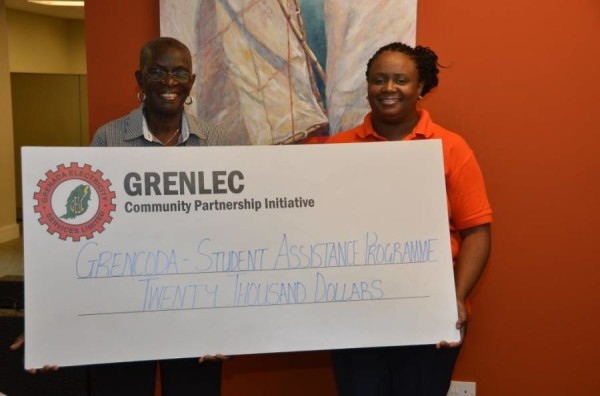 GRENCODA's General Secreatry Grateful for Support from GRENLEC