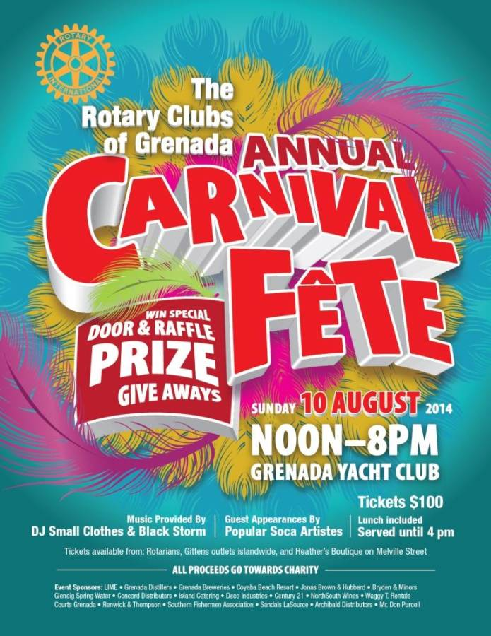 Rotary Carnival Fete
