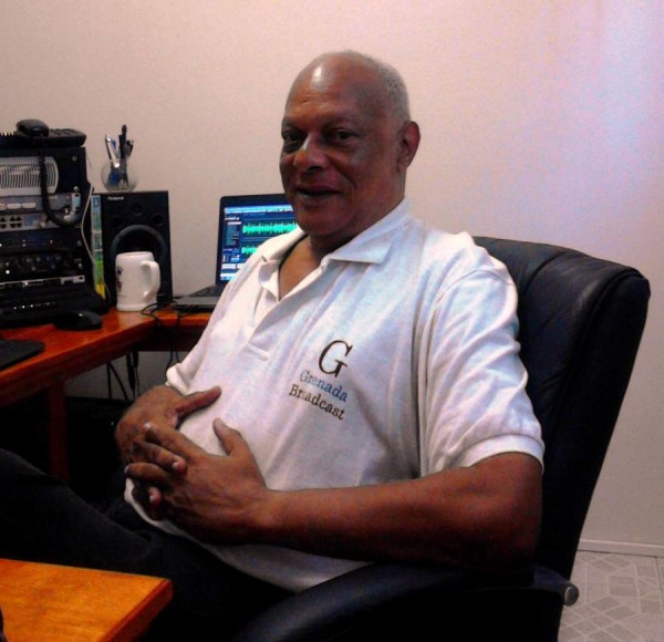 George Grant, CEO CHIME 100.9FM