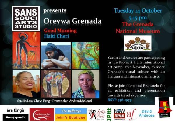 Orevwa Grenada