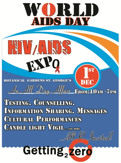 Worlds AIDS Day