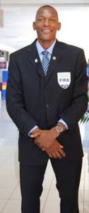 Kuan Budd (Assistant Referee)