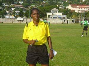 Tia Mc Intosh (Woman Assistant Referee)