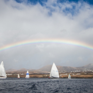 Eleven boats set sail from Lanzarote, Canary Islands to Grenada in the RORC Transatlantic Race 2014