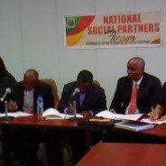Signing the social compact