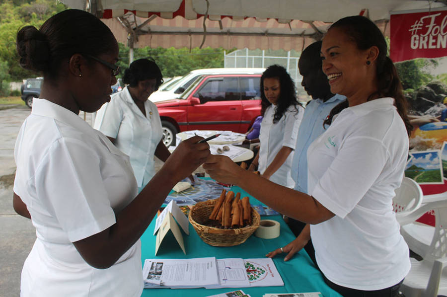 20Mar15 - GTA and Ministry of Tourism Officials educate nurses about tourism