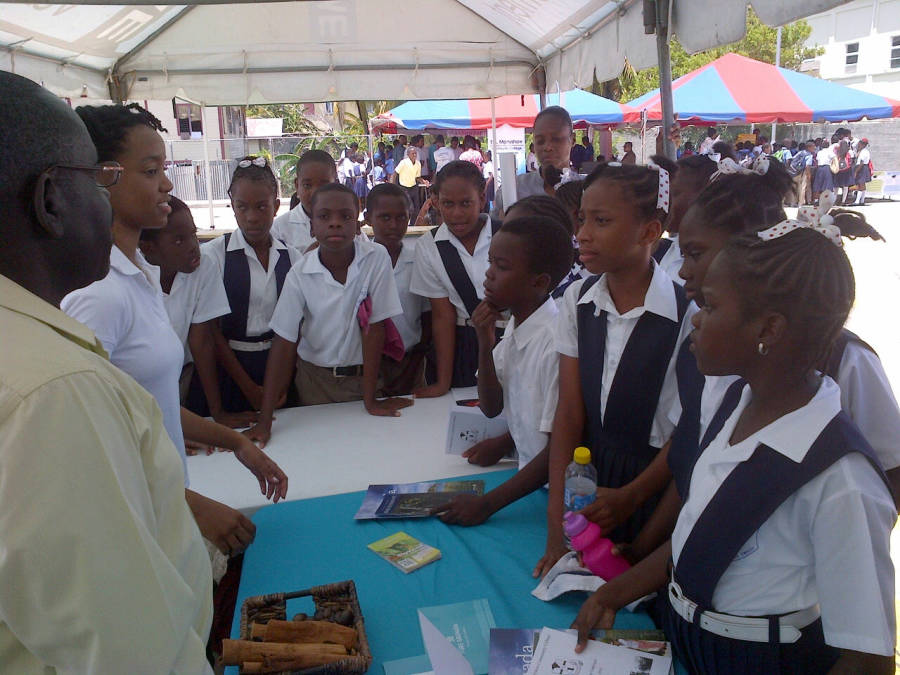 The GTA and Ministry of Tourism share insights into the careers in tourism with primary school students