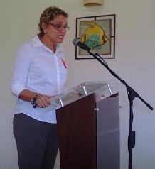 Managing Director, Frances Taylor
