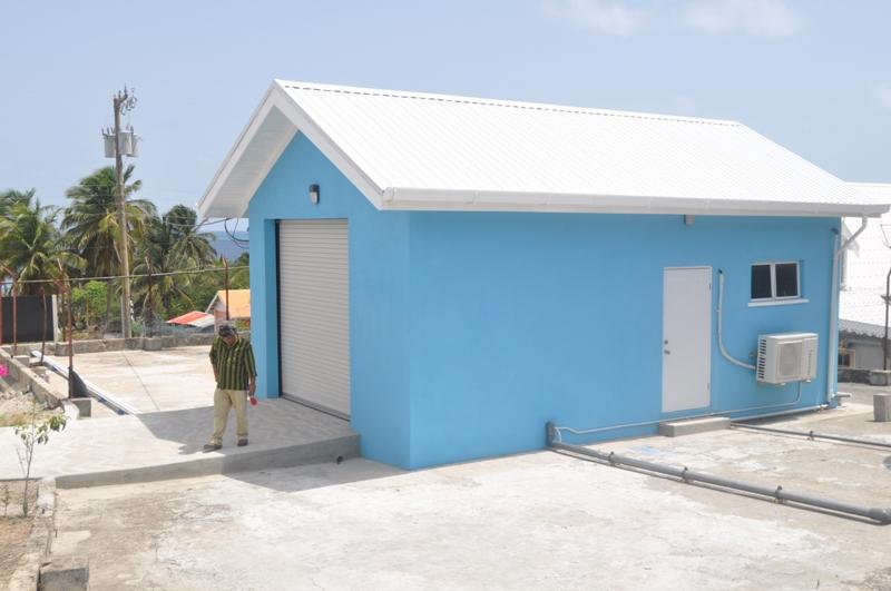 Reverse Osmosis Plant — Petite Martinique