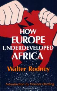 Walter Rodney's masterpiece