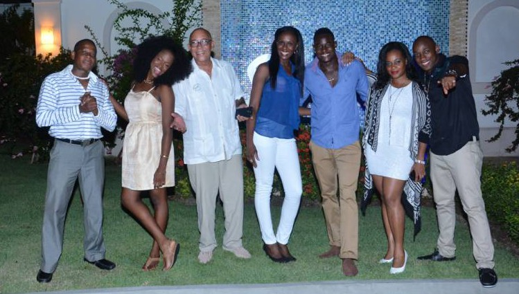 Sandals ENCORE Grenadian team