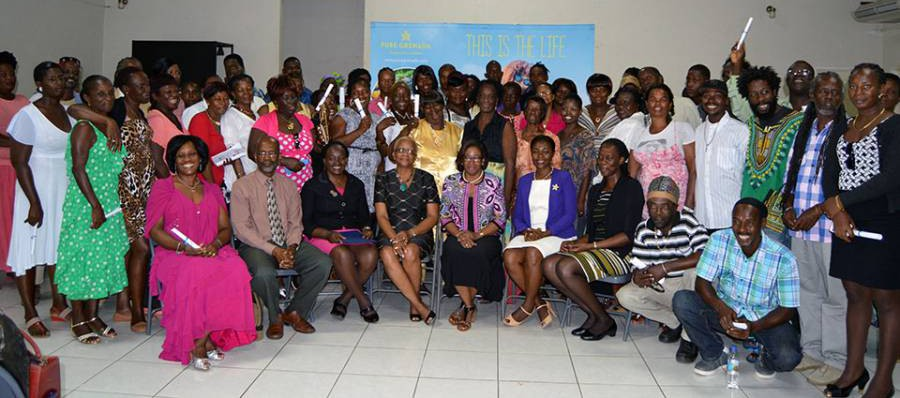 4Sep15---All-stakeholders-of-the-Grand-Anse-Life-Skills-training