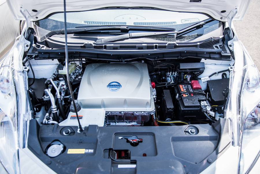Under the Hood of the EV