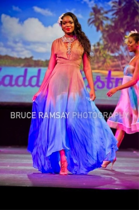 Trinidadian Designers Zadd and Eastman – Cutting Style Fashion Show Toronto, Canada