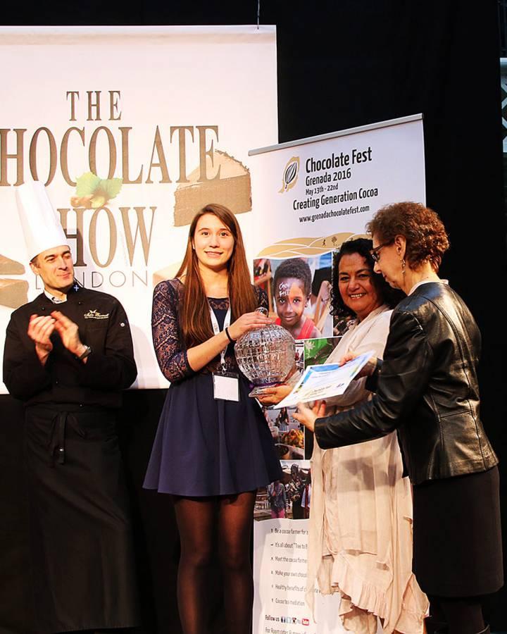 GBSCC2015 - winner Zara Snell