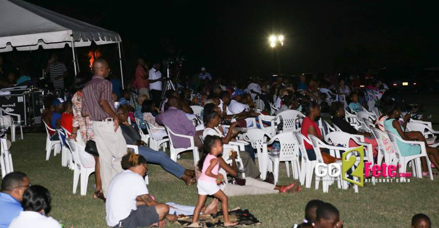 Cross Section of the audience 2