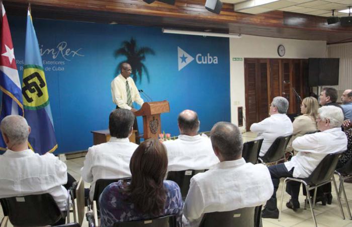 Cuba-Caricom Day commemoration