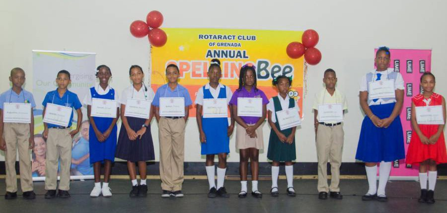 11 Students selected for Spelling Bee finals