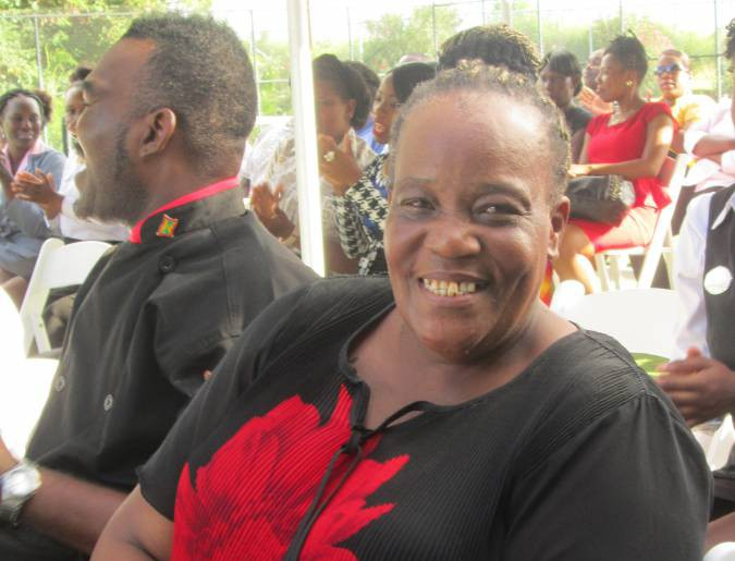 Mrs Browne – Sandals Foundation Member