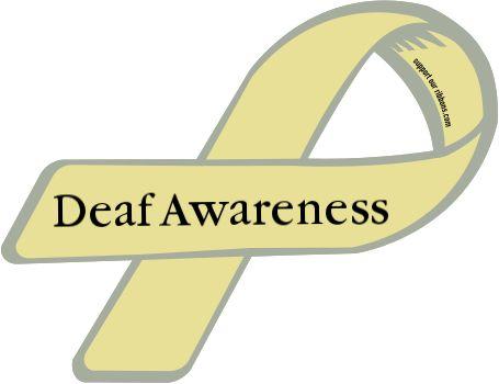 deaf awareness
