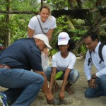 USAID supports Reforestation Exercise in Grenada