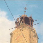 Gouyave RC Church Steeple — Our Disappearing Heritage