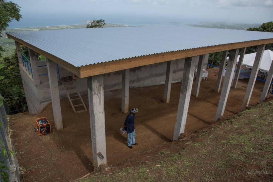 Blaize Rain Water Harvesting System