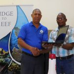 GEF/UNDP Ridge to Reef Project Hands Over Equipment